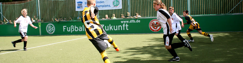 Minispielfeld in action